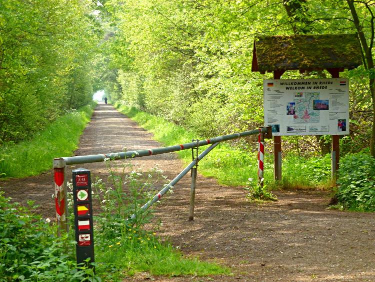 Grensweg - Burlo