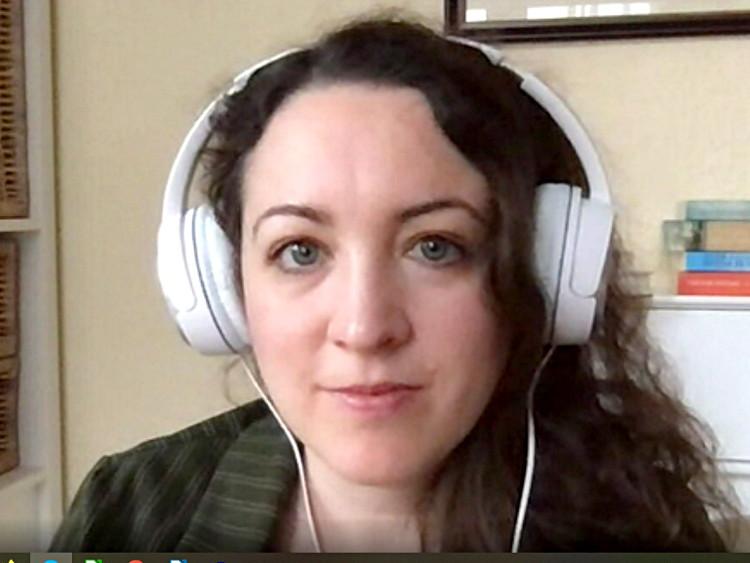 Sarah Brech Videochat