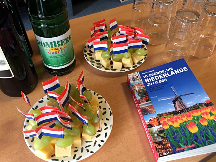 111 Gründe Niederlande - Premiere