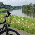 Weserradweg Titel klein