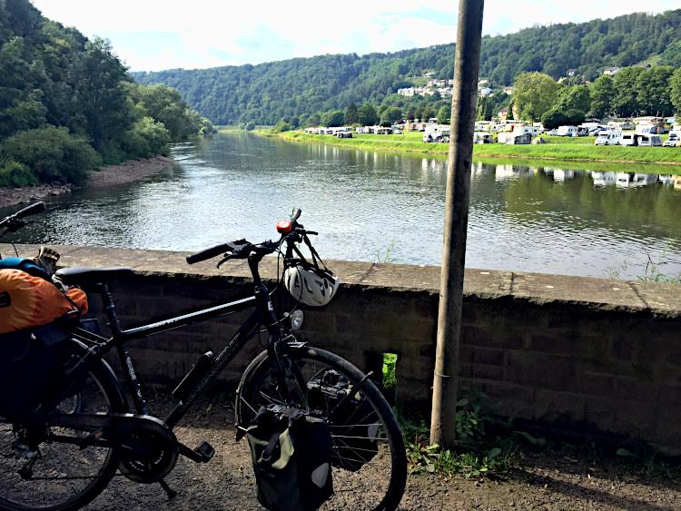 Diemelmündung Bad Karlshafen