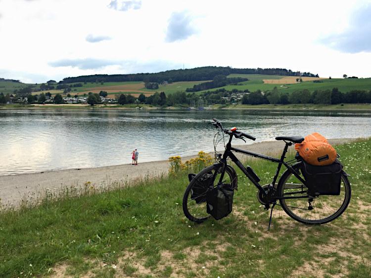 Fahrradtour Diemelsee