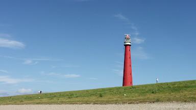 Leuchtturm Lange Jaap Huisduinen