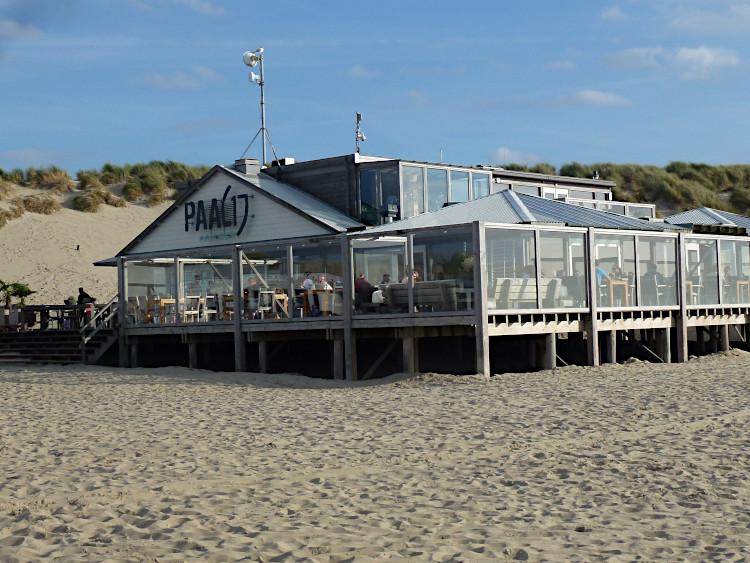 Strandpavillon Paal 17 Texel