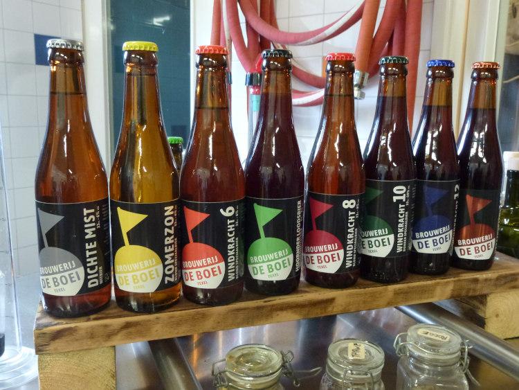 Sortiment Brauerei De Boie