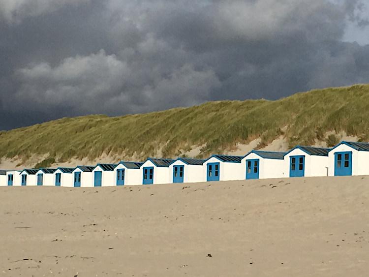 Strandhütten Texel