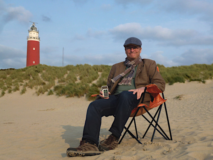 Oliver Hübner Podcast Texel