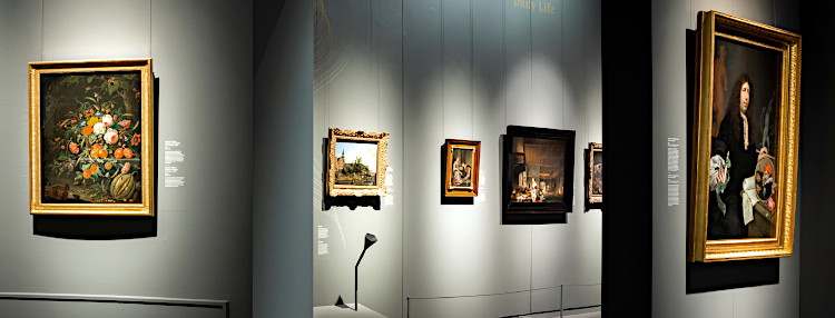 Duft in Farbe Mauritshuis